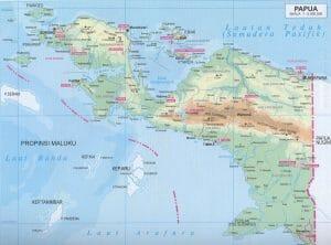 sejarah buah merah papua