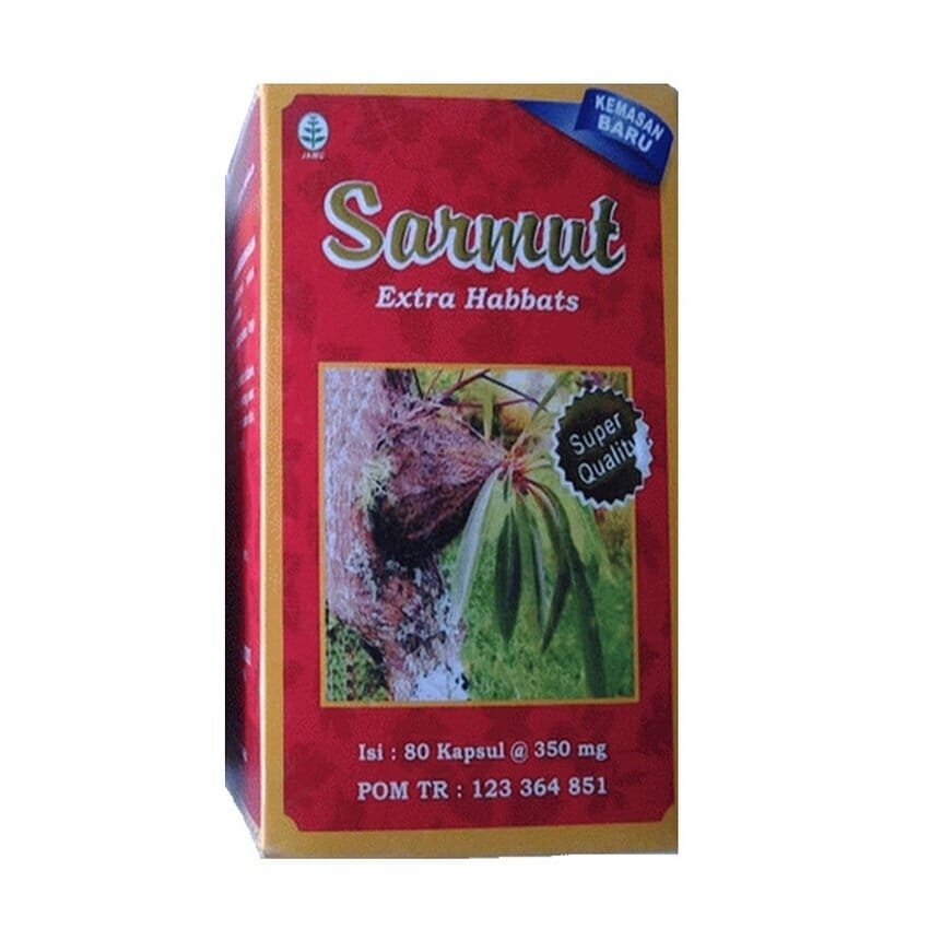 kapsul sarang semut merah papua